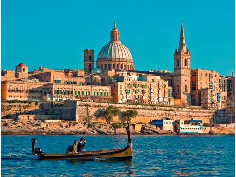 cursos inglés en Malta